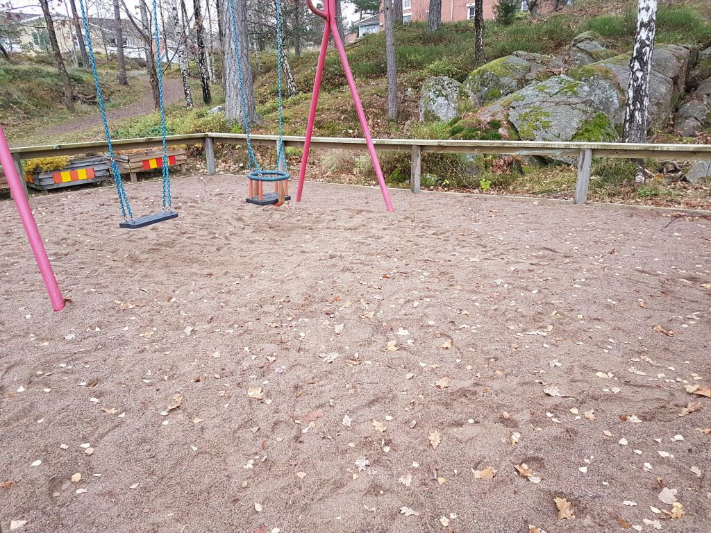 Ny sand